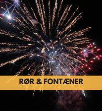 RØR & FONTÆNER